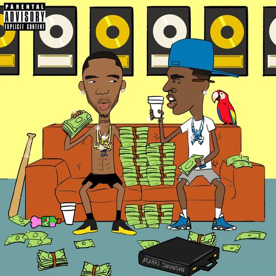 MP3: Key Glock & Young Dolph - Sleep With The Roaches
