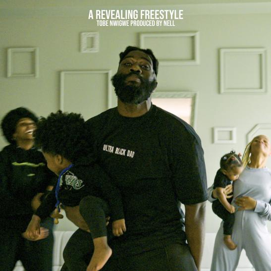 MP3: Tobe Nwigwe - A Revealing Freestyle