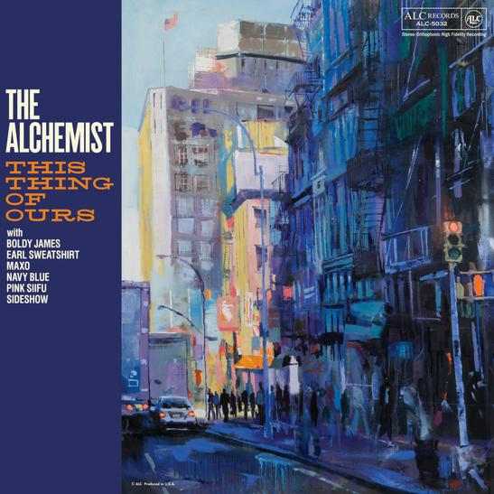 MP3: Alchemist - Nobles Ft. Earl Sweatshirt & Navy Blue