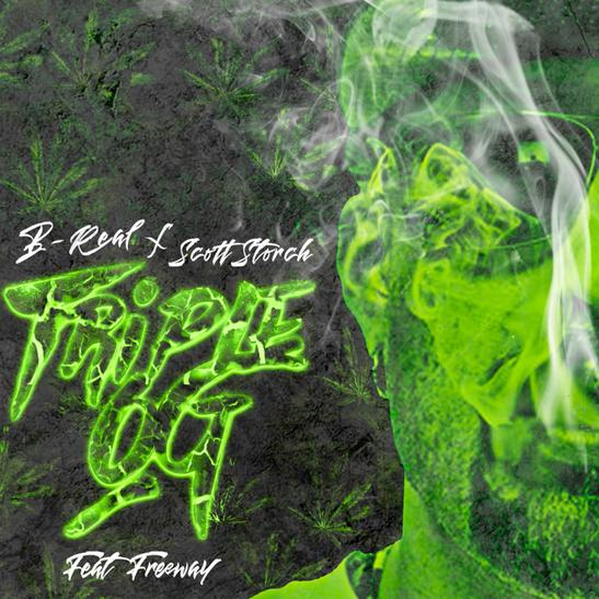 MP3: B-Real - Triple OG Ft. Freeway