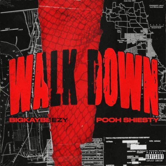 MP3: BigKayBeezy - Walk Down Ft. Pooh Shiesty