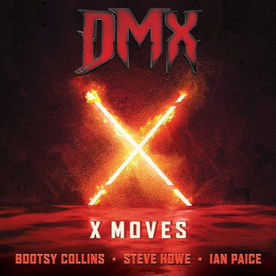 MP3: DMX - X Moves Ft. Bootsy Collins, Steve Howe & Ian Paice
