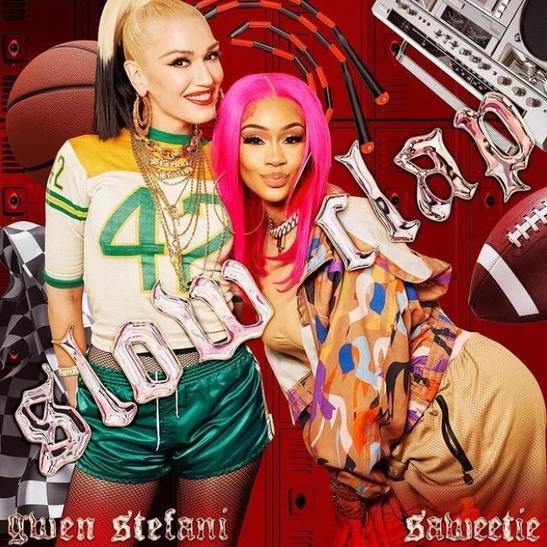 MP3: Gwen Stefani - Slow Clap Ft. Saweetie