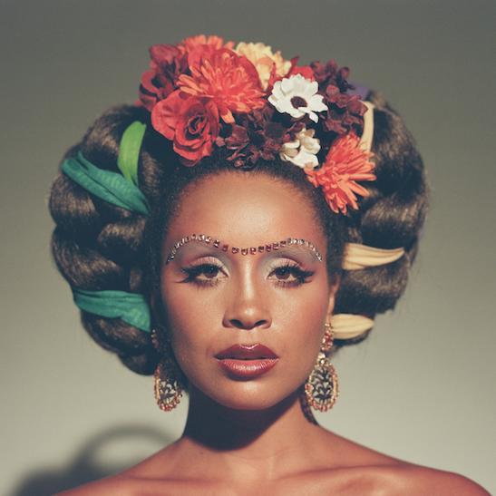 MP3: Lion Babe - Frida Kahlo