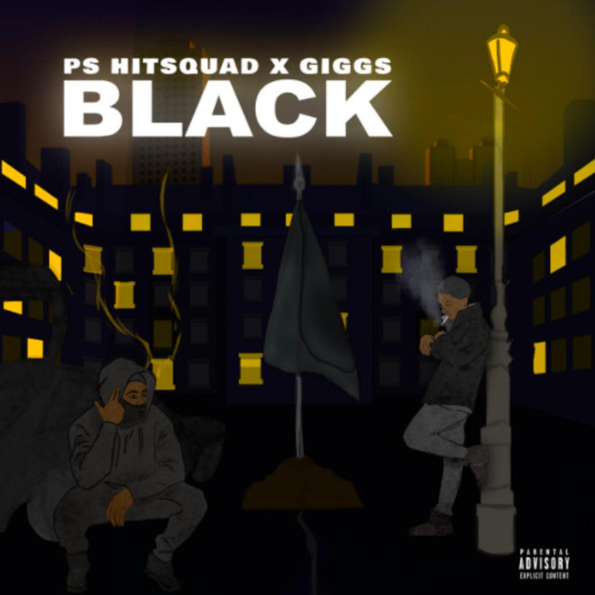 MP3: PS Hitsquad - Black Ft. Giggs