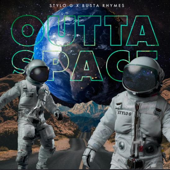 MP3: Stylo G - Outta Space Ft. Busta Rhymes