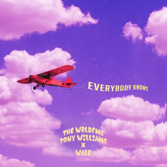 MP3: The WRLDFMS Tony Williams - Everybody Knows Ft. Wale