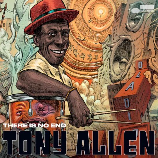 MP3: Tony Allen - Stumbling Down Ft. Sampa The Great