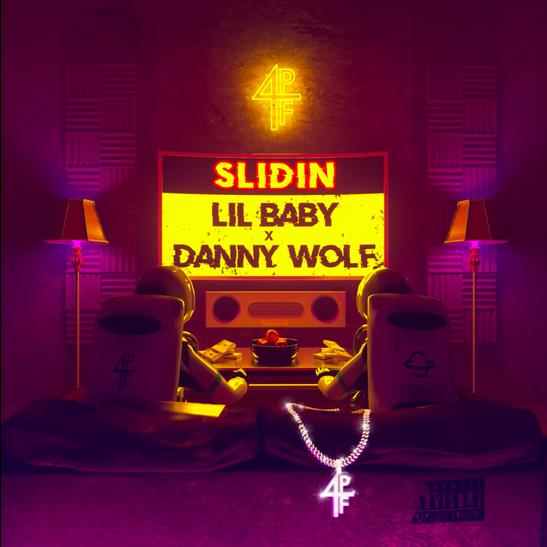 MP3: Danny Wolf - Slidin Ft. Lil Baby