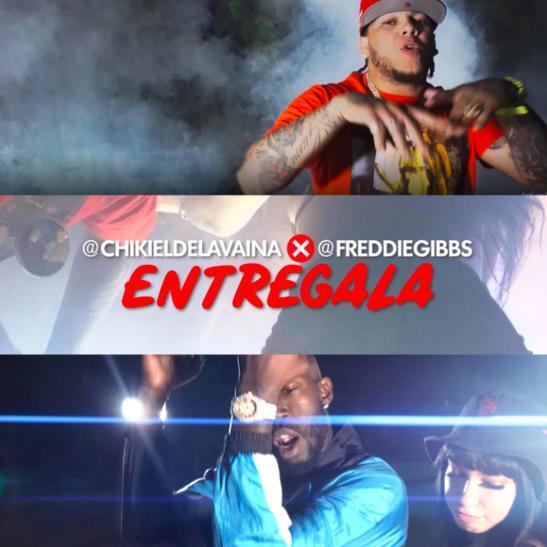 MP3: Chiki El De La Vaina  - Entrégala Ft. Freddie Gibbs