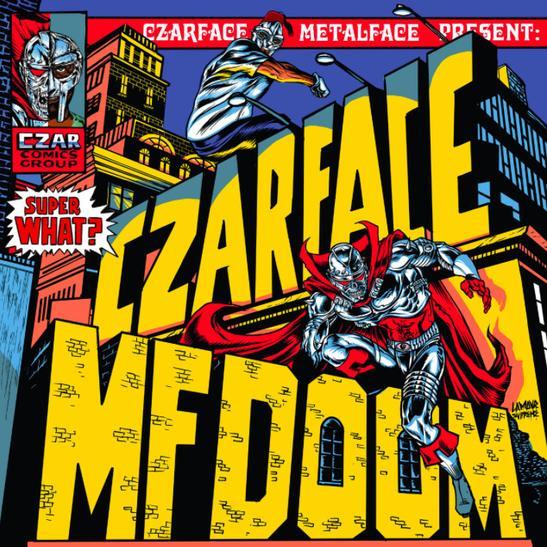 MP3: Czarface & MF DOOM - Jason & The Czargonauts Ft. Del The Funky Homosapien