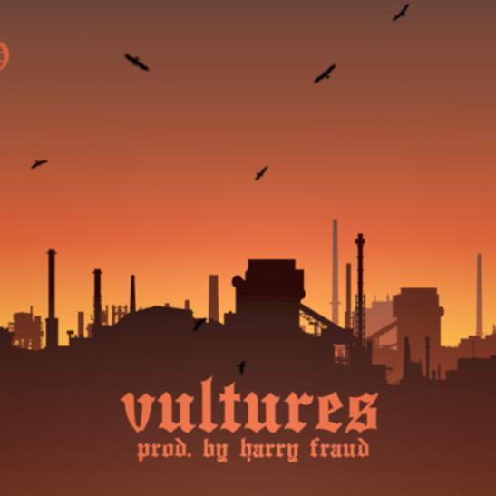 MP3: Dark Lo & Harry Fraud - Vultures Ft. Ar-Ab