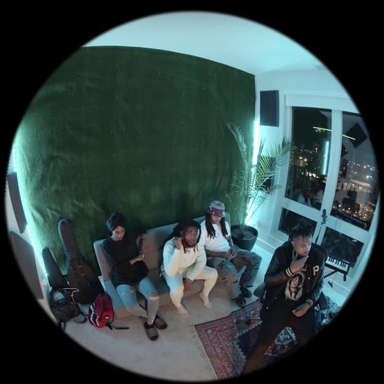 MP3: EarthGang - Lemon Pepper Freestyle
