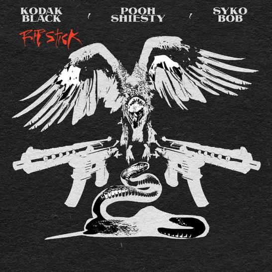 MP3: Kodak Black- Rip Stick Ft. Sykobob