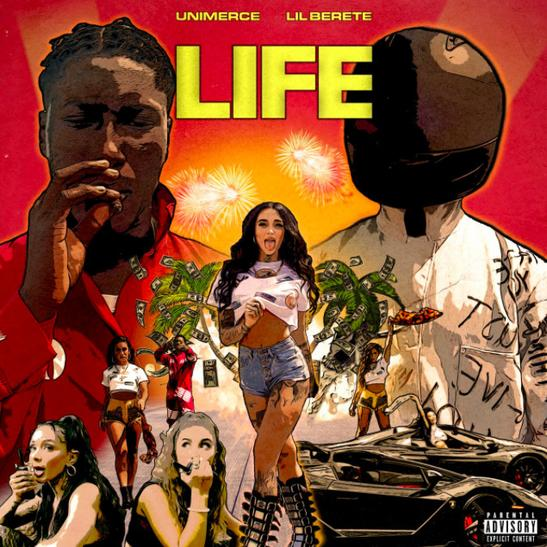 MP3: Lil Berete - Life