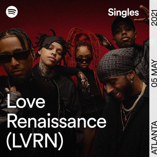 MP3: Love Renaissance (LVRN) - Just Say That Ft. OMB Bloodbath, BRS Kash, Westside Boogie & 6LACK