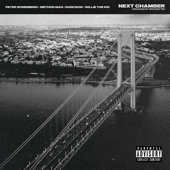 MP3: Peter Rosenberg - Next Chamber Ft. Method Man, Raekwon & Willie The Kid
