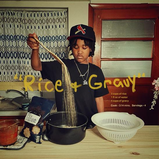 MP3: Smino & Monte Booker - Rice & Gravy