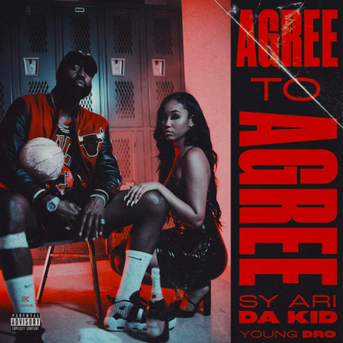 MP3: Sy Ari Da Kid - Agree To Agree Ft. Young Dro