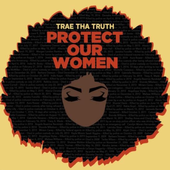MP3: Trae Tha Truth - Protect Our Women
