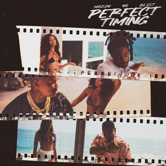 MP3: YG, Mozzy & Blxst - Perfect Timing