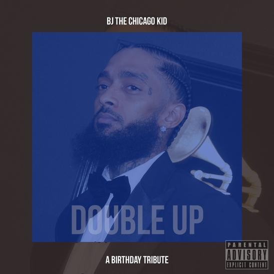 MP3: BJ The Chicago Kid - Double Up