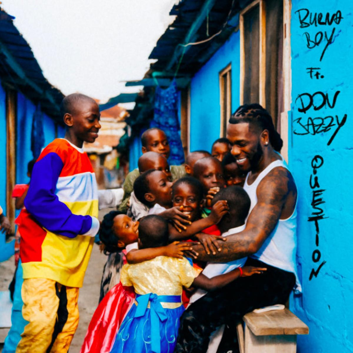 MP3: Burna Boy - Question Ft. Don Jazzy