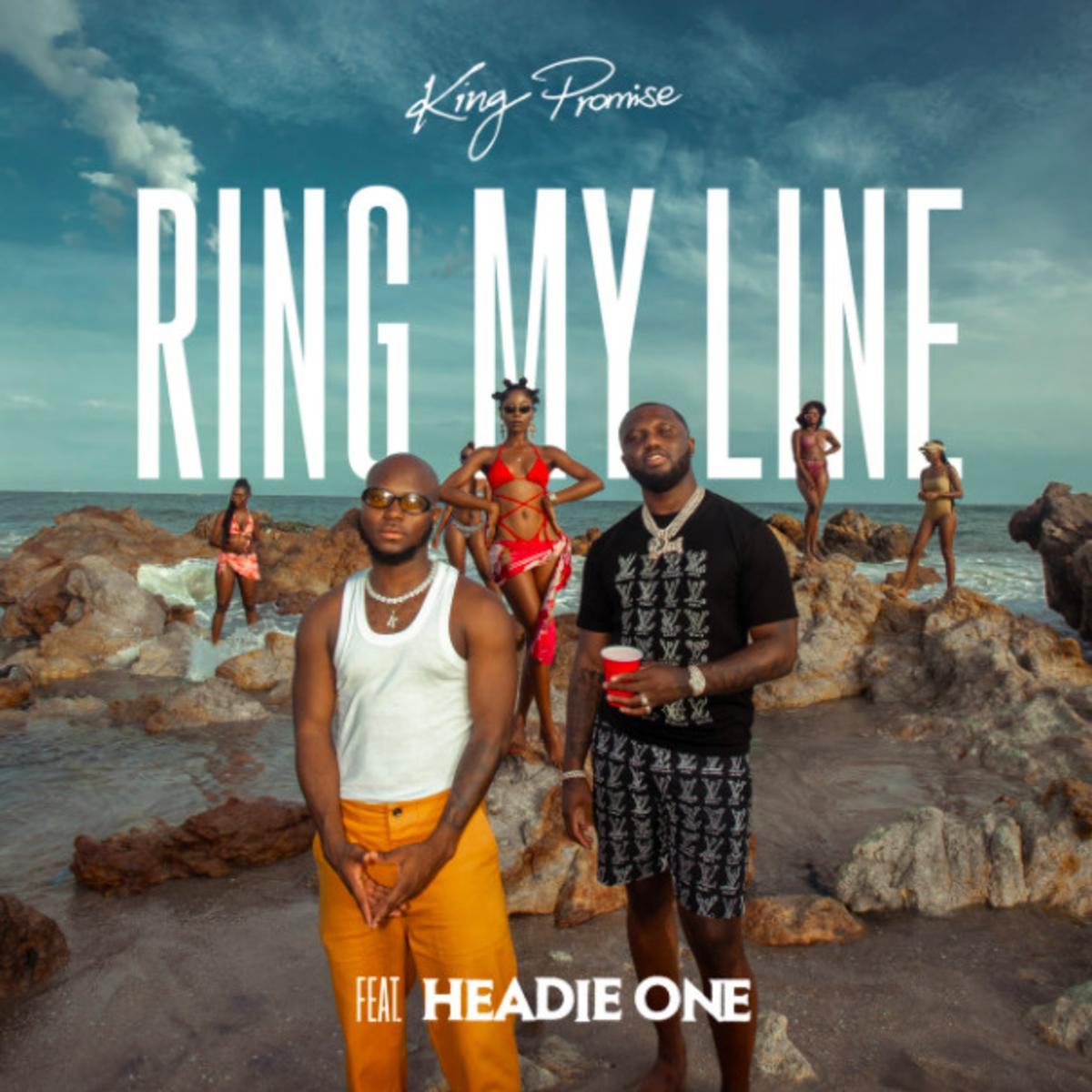 MP3: King Promise  - Ring My Line Ft. Headie One