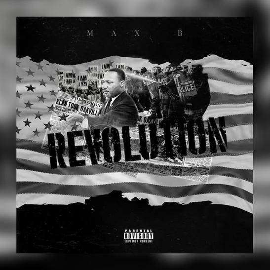 MP3: Max B - Revolution