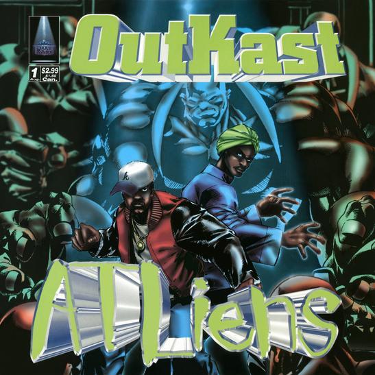 MP3: OutKast - Elevators (Me & You)