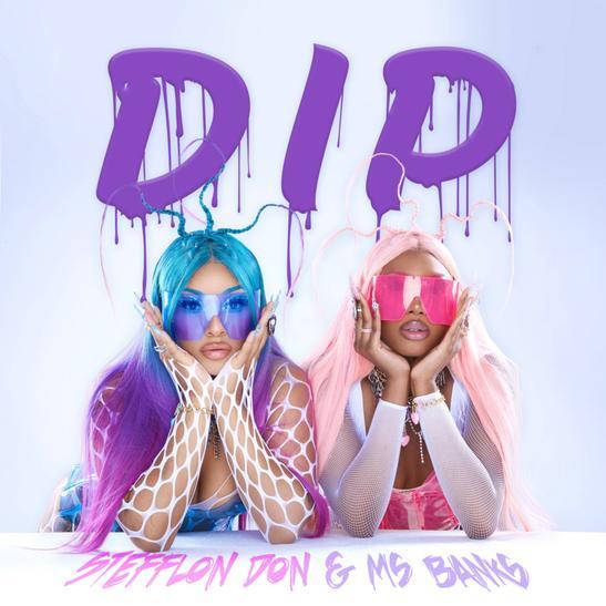 MP3: Stefflon Don & Ms. Banks - Dip
