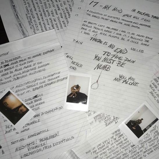 MP3: XXXTENTACION - Everybody Dies In Their Nightmares