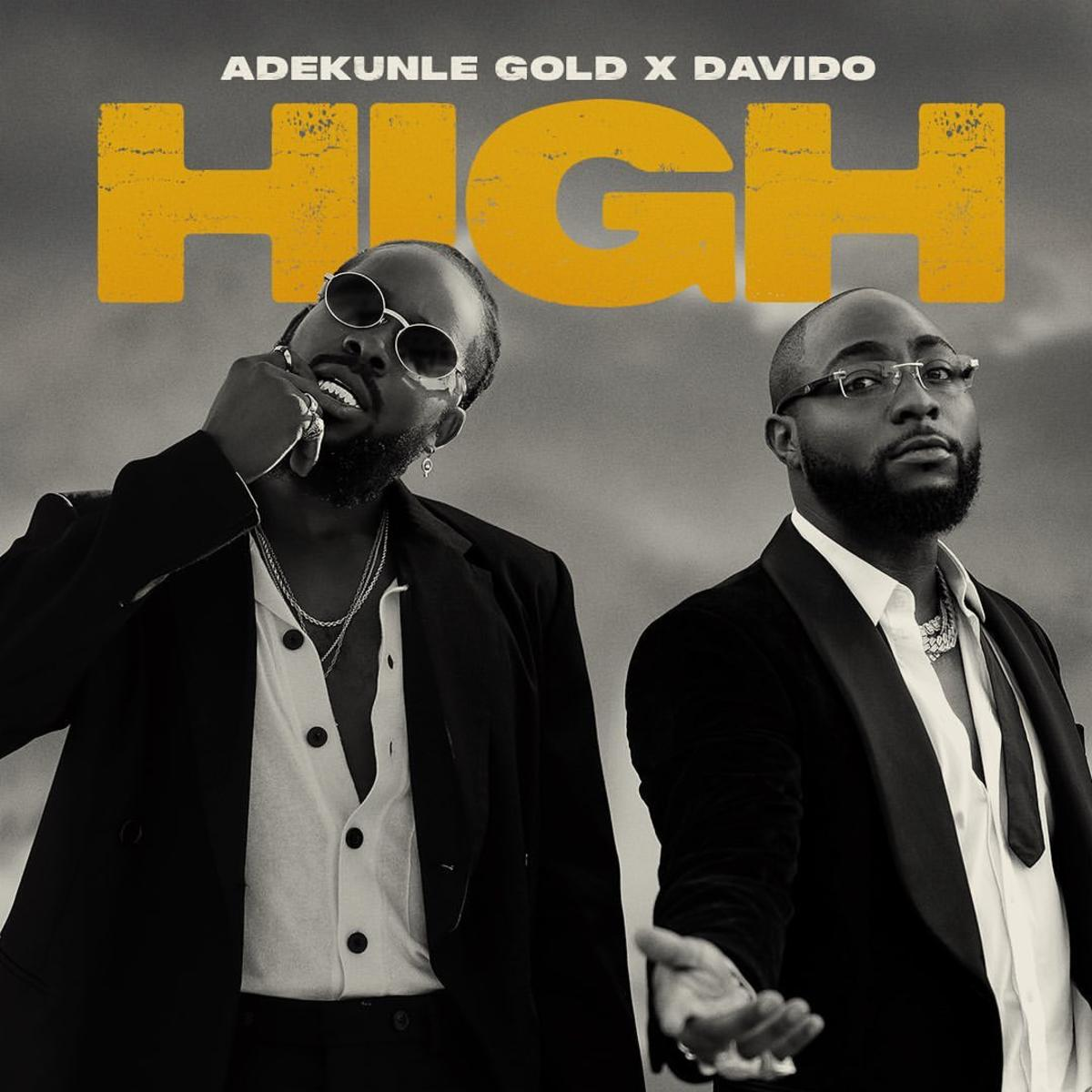 MP3: Adekunle Gold & Davido - High
