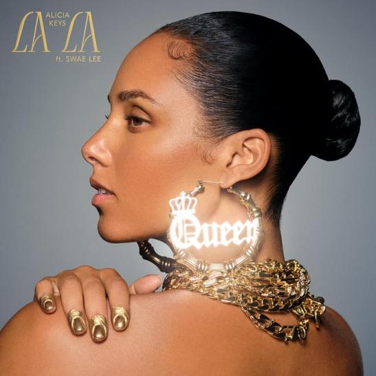 MP3: Alicia Keys - LALA (Unlocked) Ft. Swae Lee