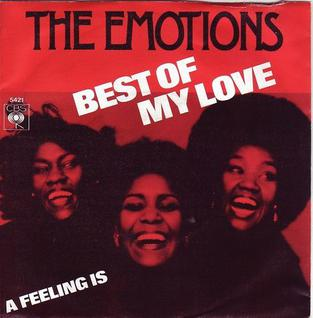 MP3: The Emotions - Best Of My Love