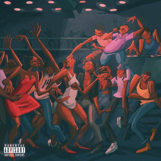 MP3: DijahSB - Here To Dance Ft. Mick Jenkins