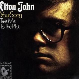 MP3: Elton John - Your Song