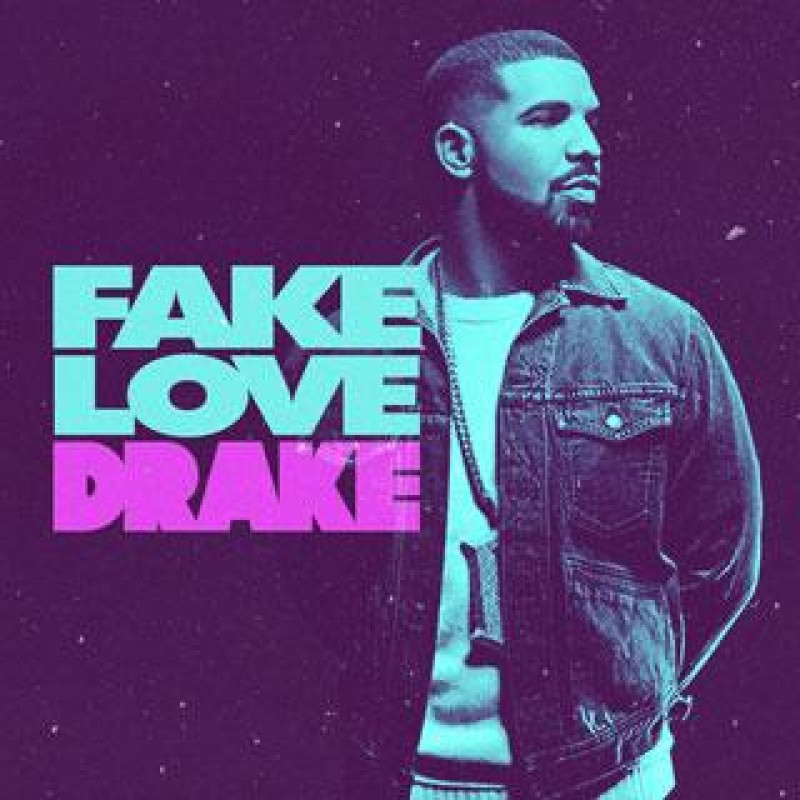 MP3: Drake - Fake Love