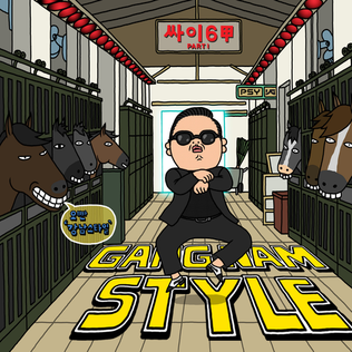 MP3: Psy - Gangnam Style