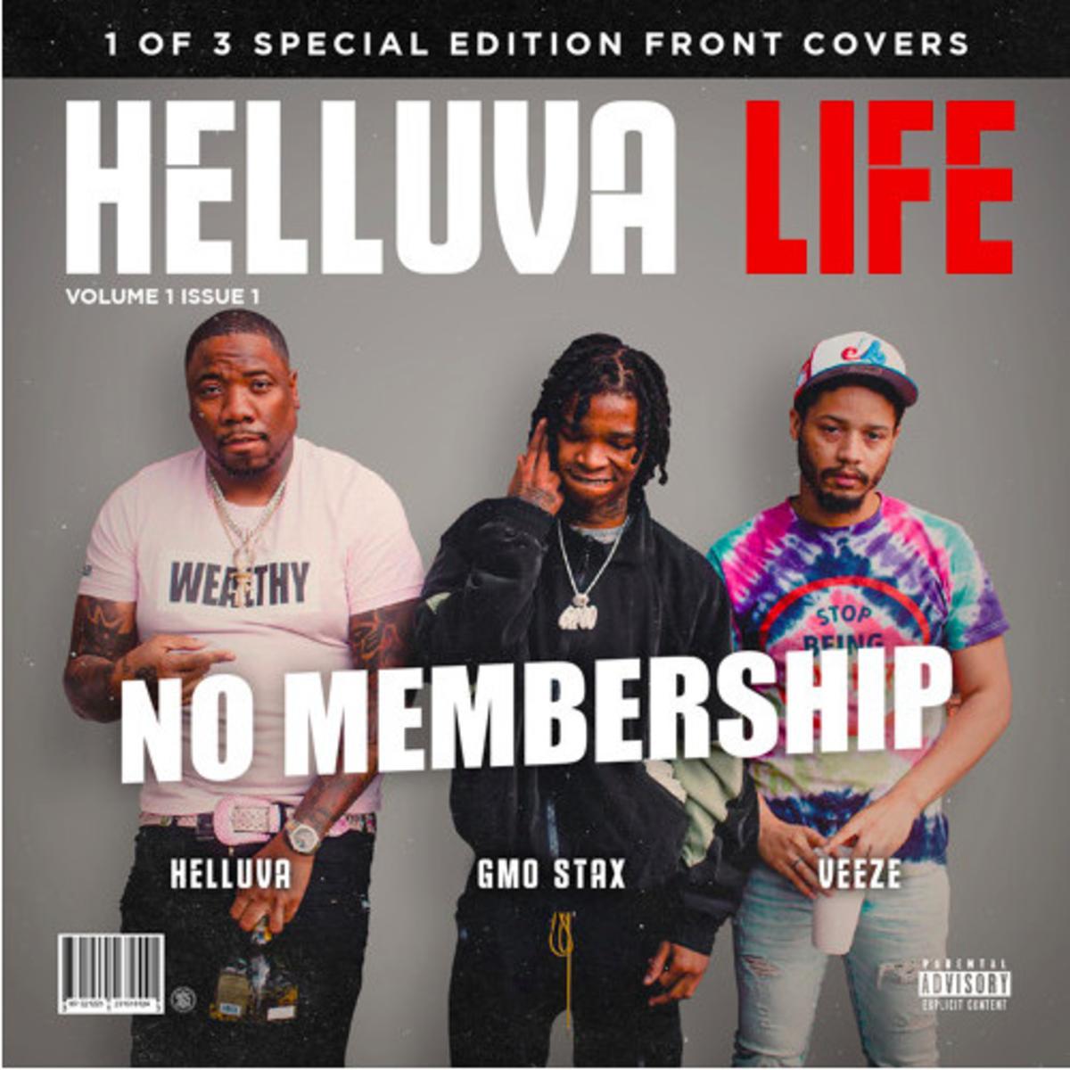 MP3: Helluva - No Membership Ft. Deeze