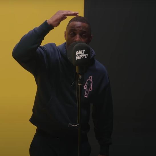 MP3: Idris Elba – Daily Duppy