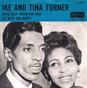 MP3: Ike & Tina Turner - River Deep Mountain High