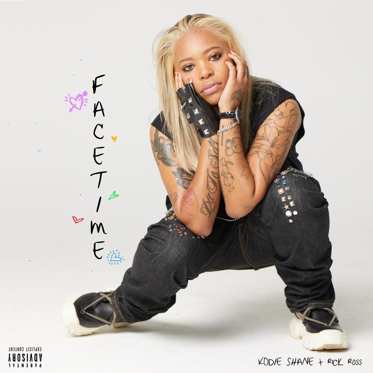 MP3: Kodie Shane - FaceTime Ft. Rick Ross