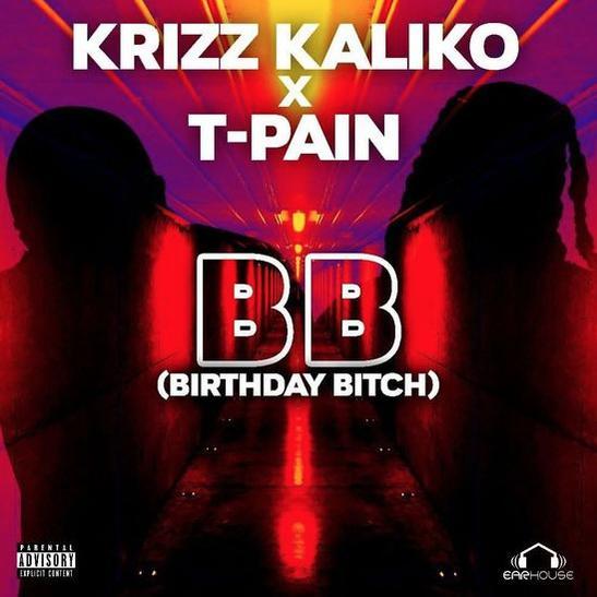 MP3: Krizz Kaliko - BB Ft. T-Pain
