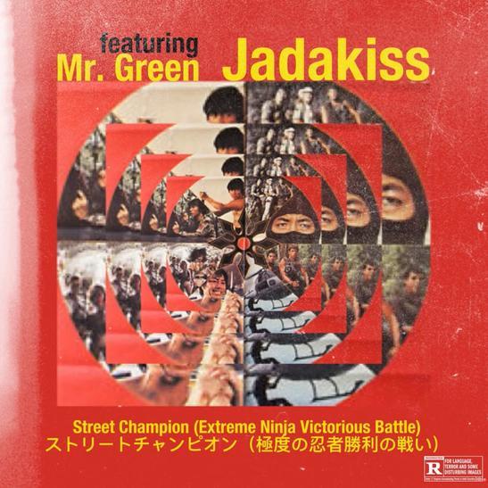 MP3: Mr. Green - Street Champion Ft. Jadakiss
