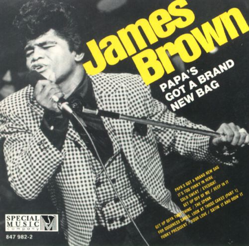 MP3: James Brown - Papa's Got A Brand New Bag