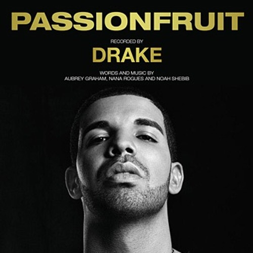 MP3: Drake - Passionfruit