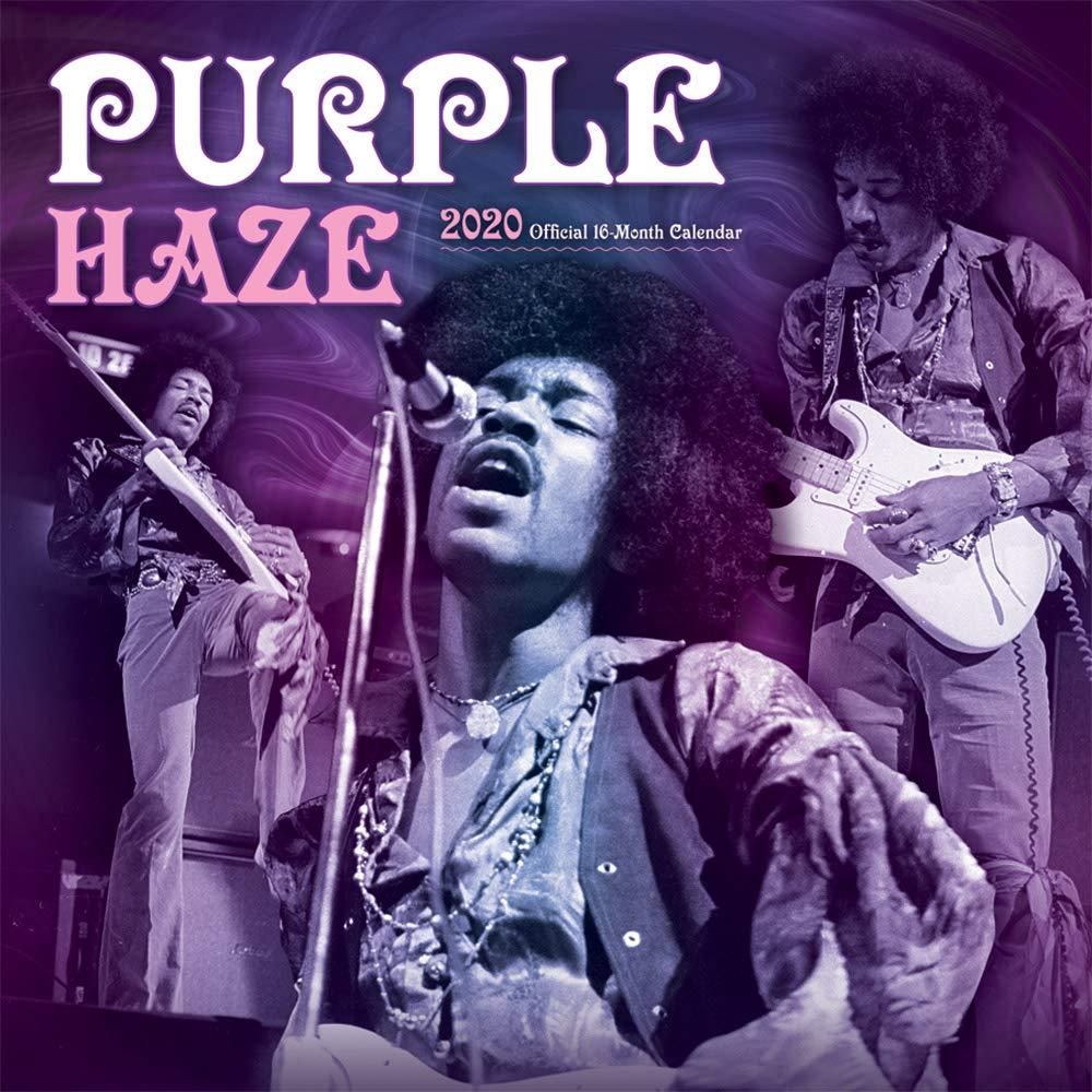 MP3: The Jimi Hendrix - Purple Haze