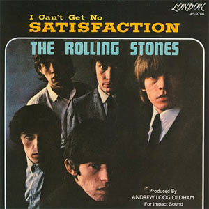 MP3: Rolling Stones - I Can't Get No Satisfaction