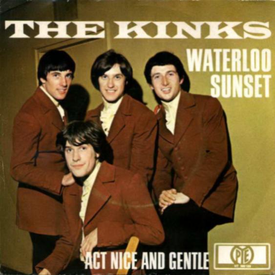 MP3: The Kinks - Waterloo Sunset